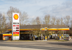 Petrol station closed due to too much fuel consumption