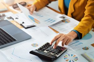 Finance Solutions Calculated